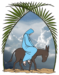 Palm- of Passiezondag jaar B - Vertelplaat