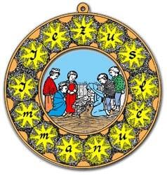 Cirkel Jezus Immanuel