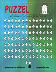 Allerzielen jaar A - Puzzel