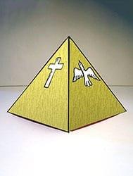 Hoogfeest H. Drie-eenheid - werkje