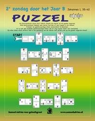 2e Zondag door het jaar B - Puzzel