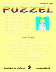 19e Zondag door het jaar B - Puzzel