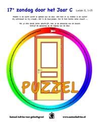 17e Zondag door het jaar C - Puzzel