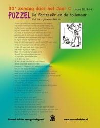 30e Zondag door het jaar C - Puzzel