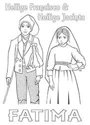 Francisco en Jacinta van Fatima