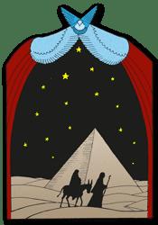 Feest van de Heilige Familie - Vertelplaat