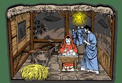 Kerstmis - Werkje