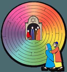 Feest Heilige Familie - vertelplaat