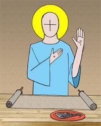 3e Zondag van Pasen - Vertelplaat
