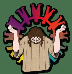 Zevende zondag van Pasen jaar C - Vertelplaat