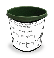 Werkje Cache pot (VP689)