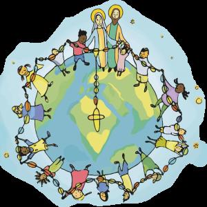 1 miljoen kinderen bidden